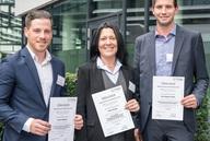 Gefma-Förderpreise 2018 verliehen
