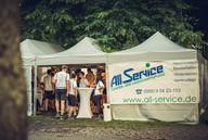 All Service: Erfolgreiche Teilnahme an Firmenlauf