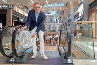 Keimfrei-Technologie fürs Einkaufscenter