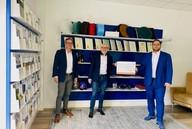 Jöst Abrasives: 20.000 Euro für die Strahlemann-Stiftung